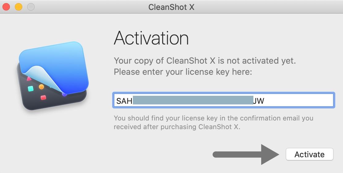 正版软件 CleanShot X Mac 截图录屏贴图 长截图标注分享工具插图1